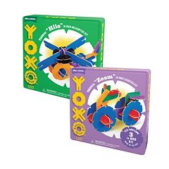 YOXO Hilo & Zoom Building Toy Set