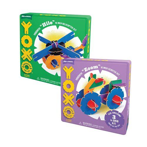 YOXO Hilo & Zoom Building Toy Set