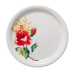Fiesta 9-in. Floral Bouquet Buffet Plate