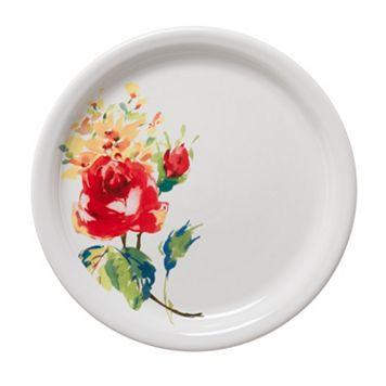 Fiesta 9-in. Floral Bouquet Buffet Plate