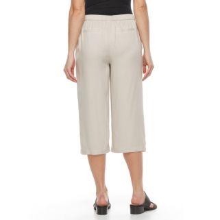 Petite Apt. 9® Pull-On Culottes