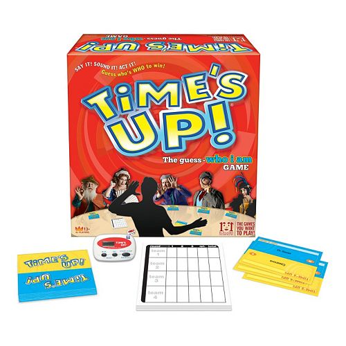 Time's Up! Game by R & R Games