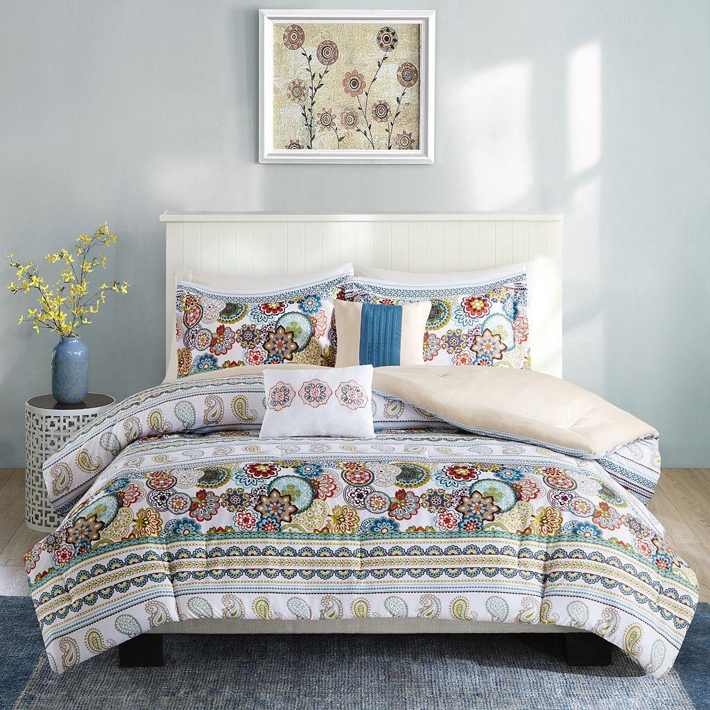 Intelligent Design Lacie Comforter Set
