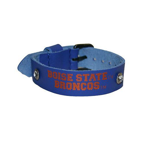 Women's Boise State Broncos Foil Print Bracelet