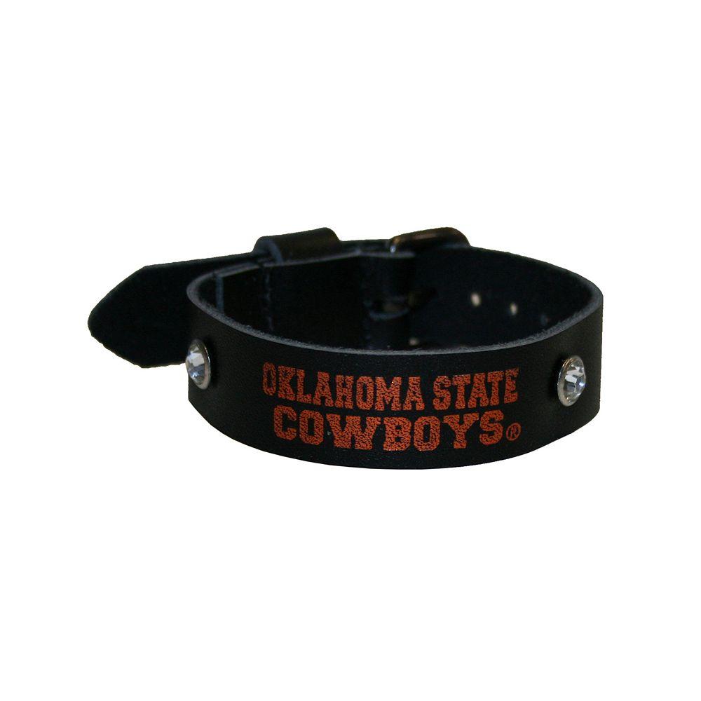 Women's Oklahoma State Cowboys Foil Print Bracelet