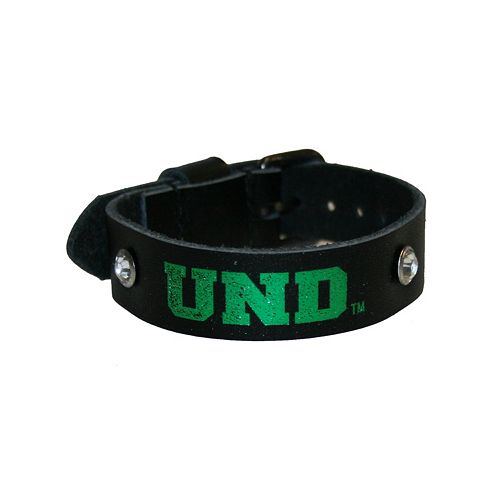 Women's North Dakota Fighting Hawks Foil Print Bracelet