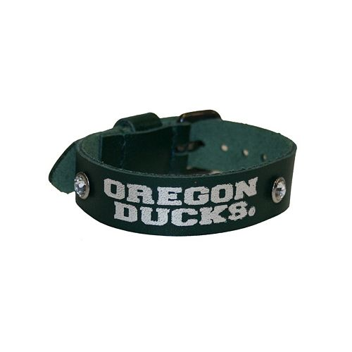 Women's Oregon Ducks Foil Print Bracelet