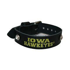 Women's Iowa Hawkeyes Foil Print Bracelet