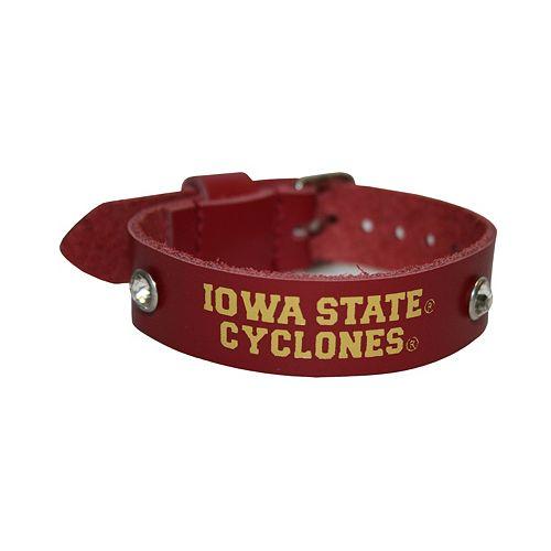 Women's Iowa State Cyclones Foil Print Bracelet