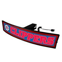 FANMATS Los Angeles Clippers Light Up Trailer Hitch Cover