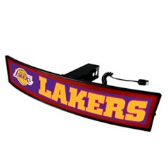 FANMATS Los Angeles Lakers Light Up Trailer Hitch Cover