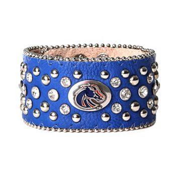 Women's Boise State Broncos Glitz Cuff Bracelet