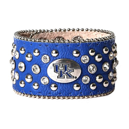 Women's Kentucky Wildcats Glitz Cuff Bracelet