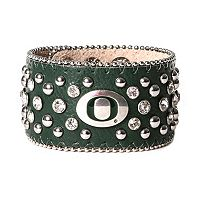 Women's Oregon Ducks Glitz Cuff Bracelet