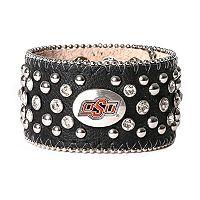 Women's Oklahoma State Cowboys Glitz Cuff Bracelet
