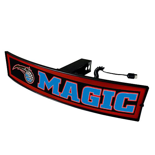 FANMATS Orlando Magic Light Up Trailer Hitch Cover
