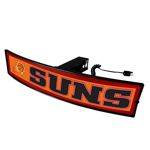 FANMATS Phoenix Suns Light Up Trailer Hitch Cover