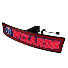 FANMATS Washington Wizards Light Up Trailer Hitch Cover