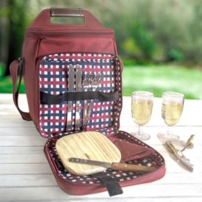 Cathy's Concepts Game Day Tailgating Picnic Cooler Set