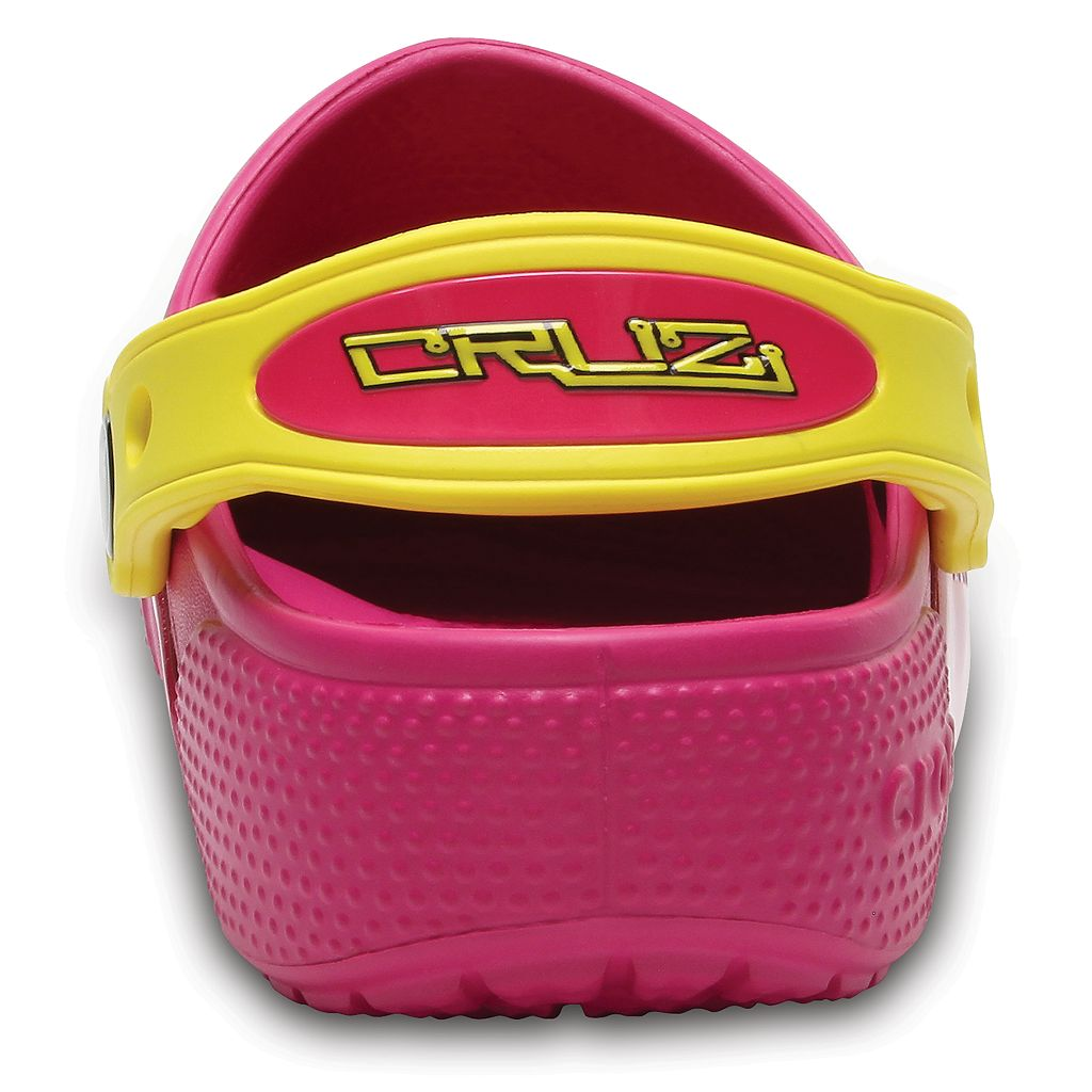 Crocs Disney / Pixar Cars 3 Cruz Kids Light-Up Clogs