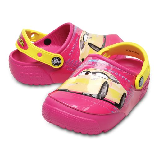 Crocs Disney / Pixar Cars 3 Cruz Kids Light-Up Clogs