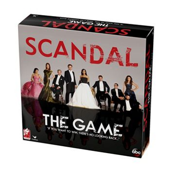 Scandal: The Game by Cardinal