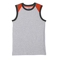 Boys 8-20 French Toast Colorblock Muscle Tee