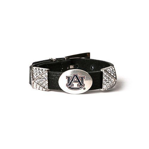 Women's Auburn Tigers Pyramid Bracelet