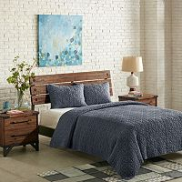 INK+IVY 3-piece Morris Coverlet Set