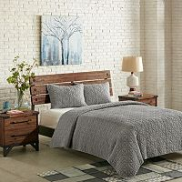 INK+IVY 3 pc Morris Coverlet Set