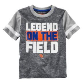 "Toddler Boy OshKosh B'gosh® ""Legend on the Field"" Active Tee"