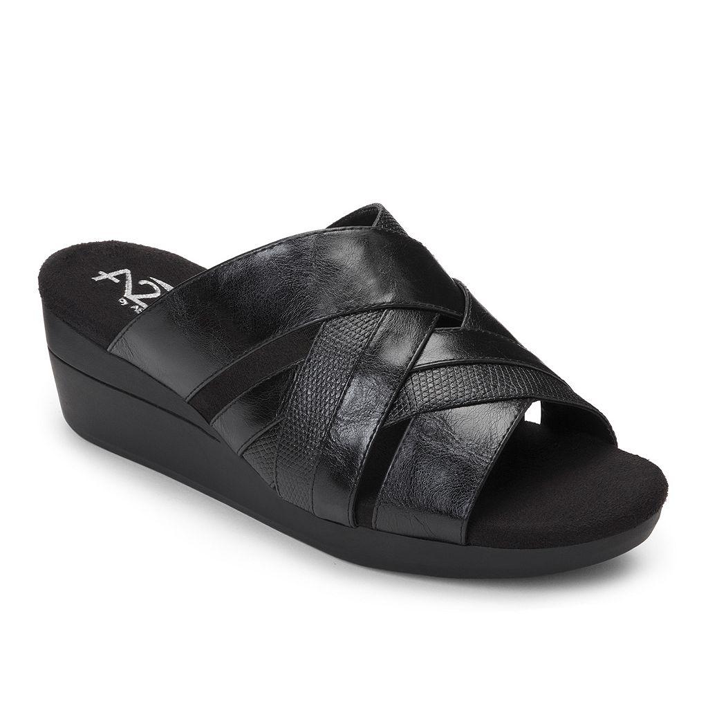A2 by Aerosoles Flower Power Women's Wedge Sandals