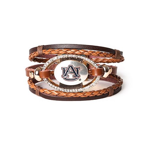 Women's Auburn Tigers Bracelet Set