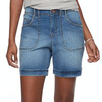 Women's Gloria Vanderbilt Keegan Jean Shorts