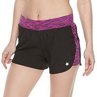 Petite Tek Gear® Multi-Purpose Workout Shorts