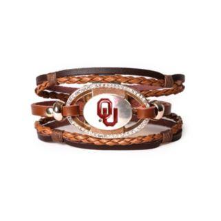 Women's Oklahoma Sooners Bracelet Set