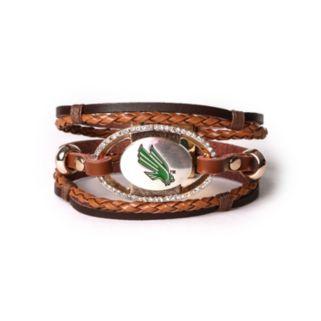Women's North Texas Mean Green Bracelet Set