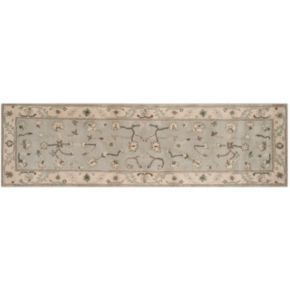 Safavieh Heritage Carlow Framed Floral Wool Rug