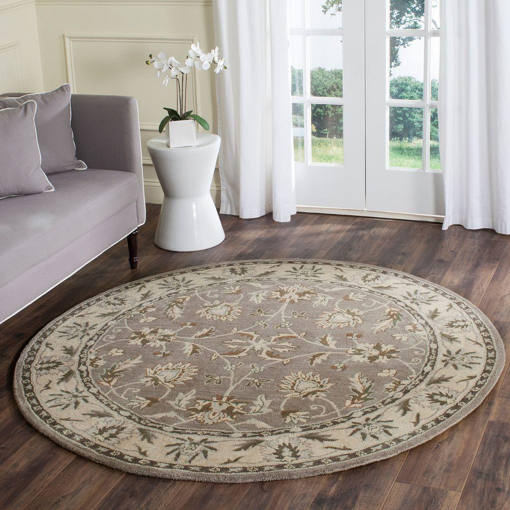 Safavieh Heritage Kinsale Framed Floral Wool Rug