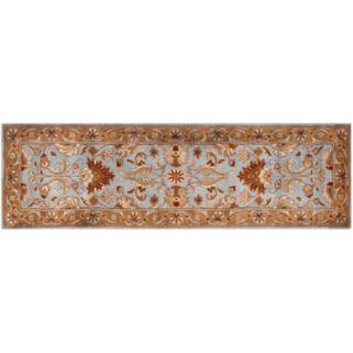 Safavieh Heritage Genoa Framed Floral Wool Rug