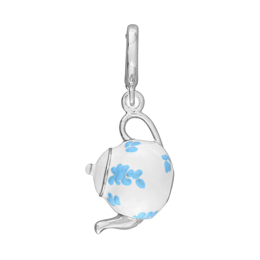 Laura Ashley Lifestyles Jubilee Collection Sterling Silver Teapot Charm