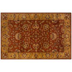 Safavieh Heritage Belgrade Framed Floral Wool Rug