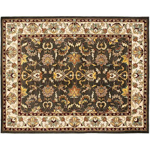 Safavieh Heritage Hamburg Framed Floral Wool Rug