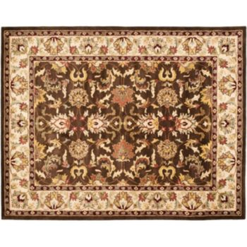 Safavieh Heritage Munich Framed Floral Wool Rug