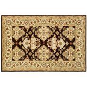 Safavieh Heritage Oslo Framed Floral Wool Rug