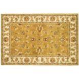 Safavieh Heritage Tenby Framed Floral Wool Rug