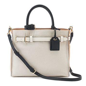 REED RK40 Colorblock Medium Satchel