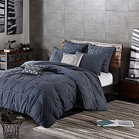 INK+IVY 3-piece Masie Duvet Cover Set