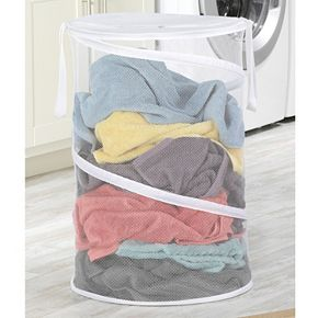 Whitmor Collapsible Laundry Hamper