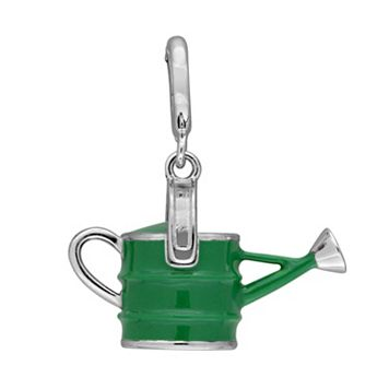 Laura Ashley Garden Collection Sterling Silver Watering Can Charm